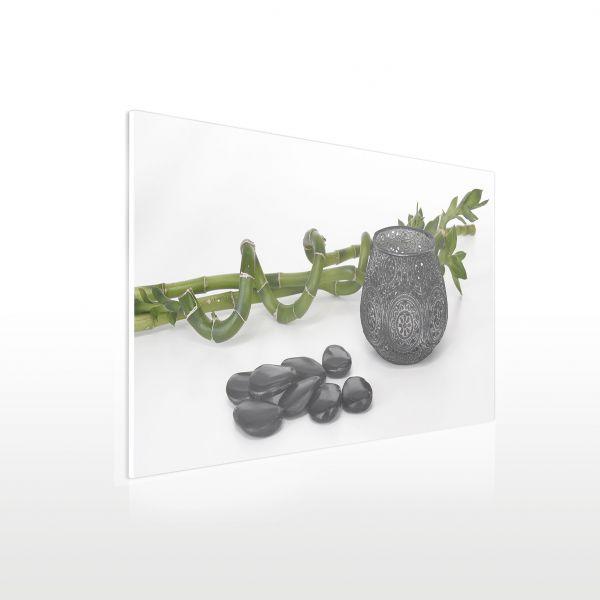 Foto Wandbilder auf Acryl - Beispiel Wellness